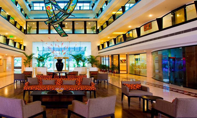 Lobby, Lemon Tree, Indore