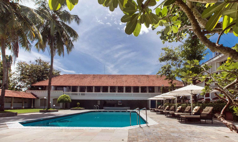 Facade Casino Hotel Cochin