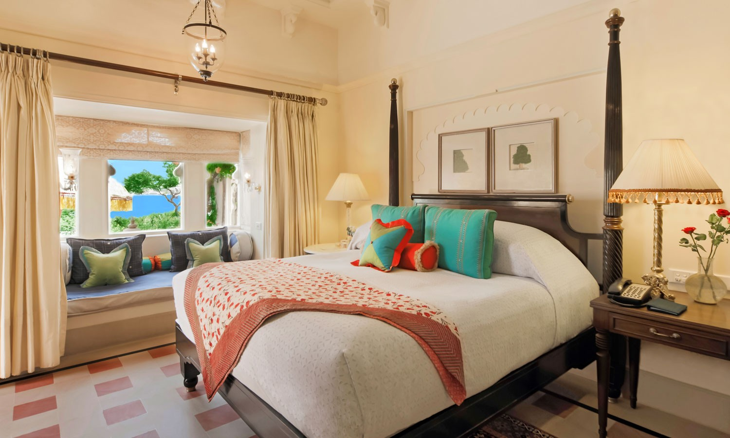 Double Room, The Oberoi Udaivilas, Udaipur