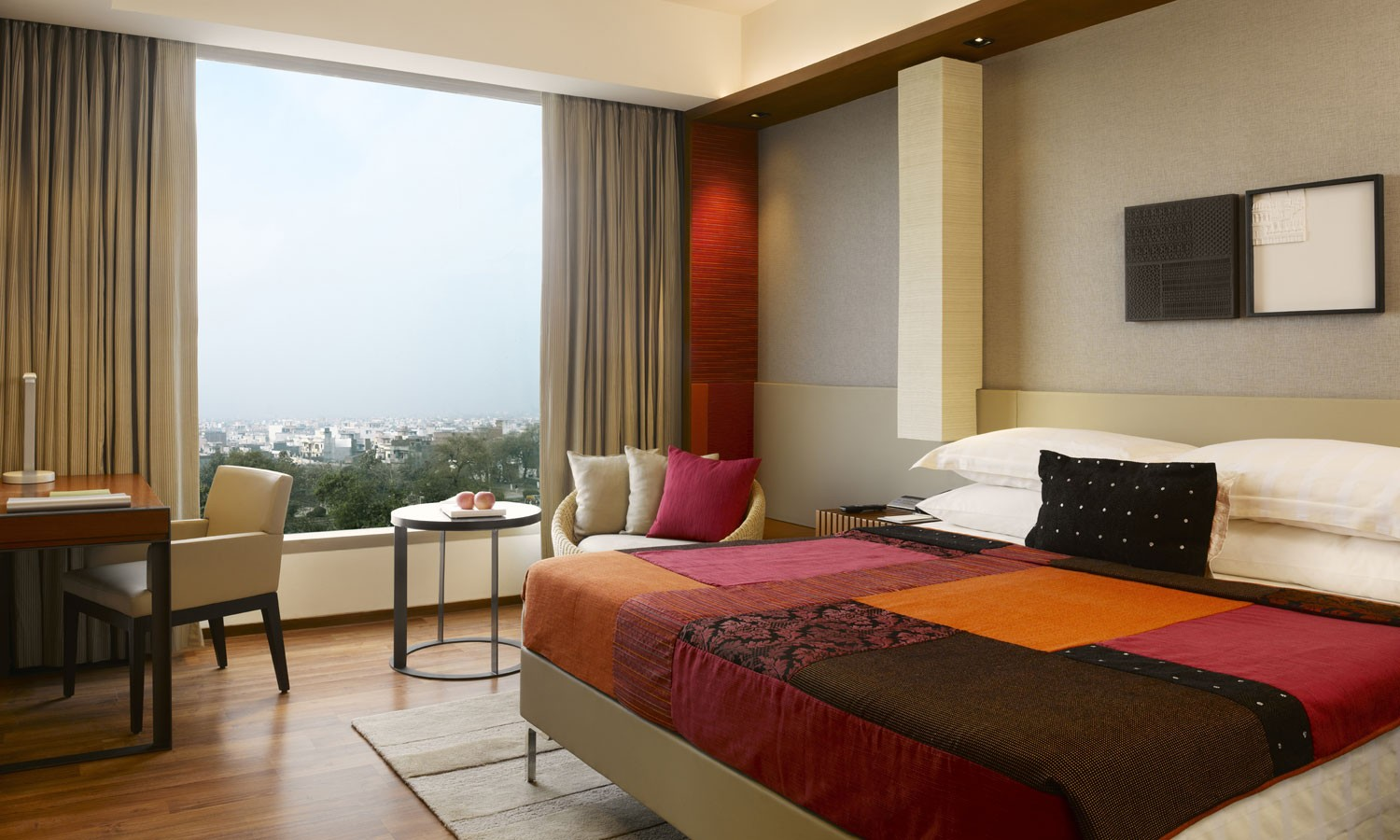 Double Bedroom Hyatt Regency Amritsar