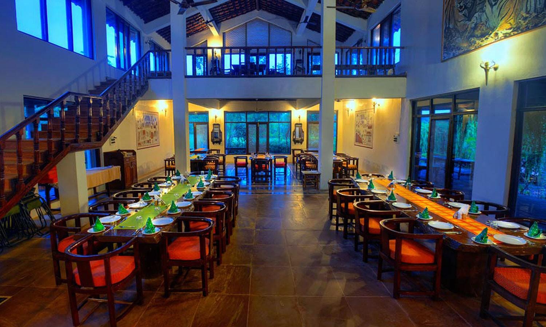 Restaurant, Chitvan Jungle lodge
