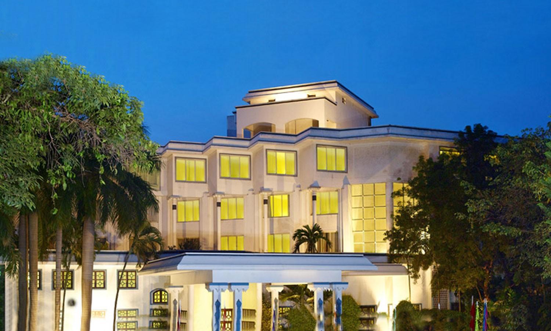 Facade Sangam Hotel Tanjore