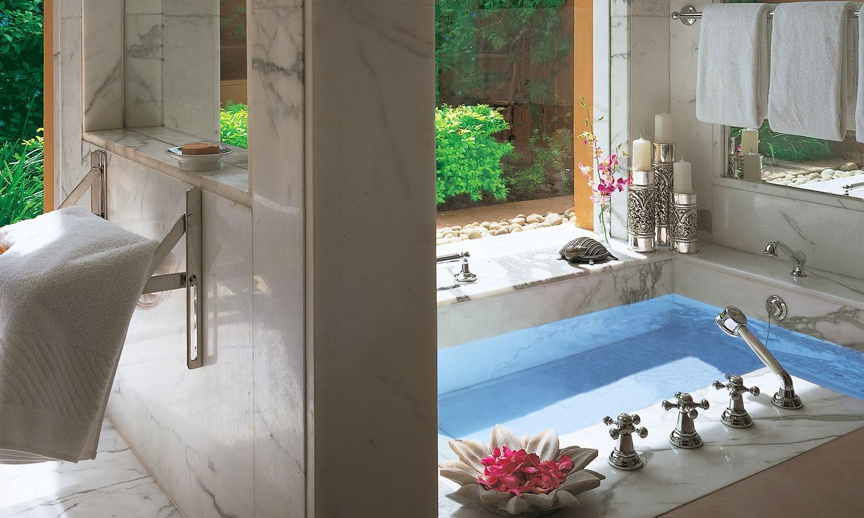 Bathroom, The Oberoi Rajvilas, Jaipur