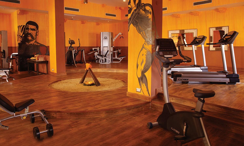 Gym, Suryagarh, Jaisalmer