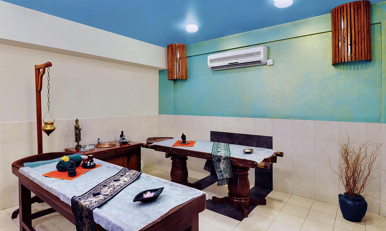 Spa Room Radisson Candolim Goa