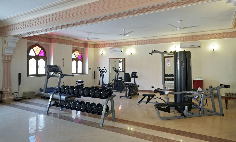 Fitness Club, ITC Khimsar Fort, Khimsar