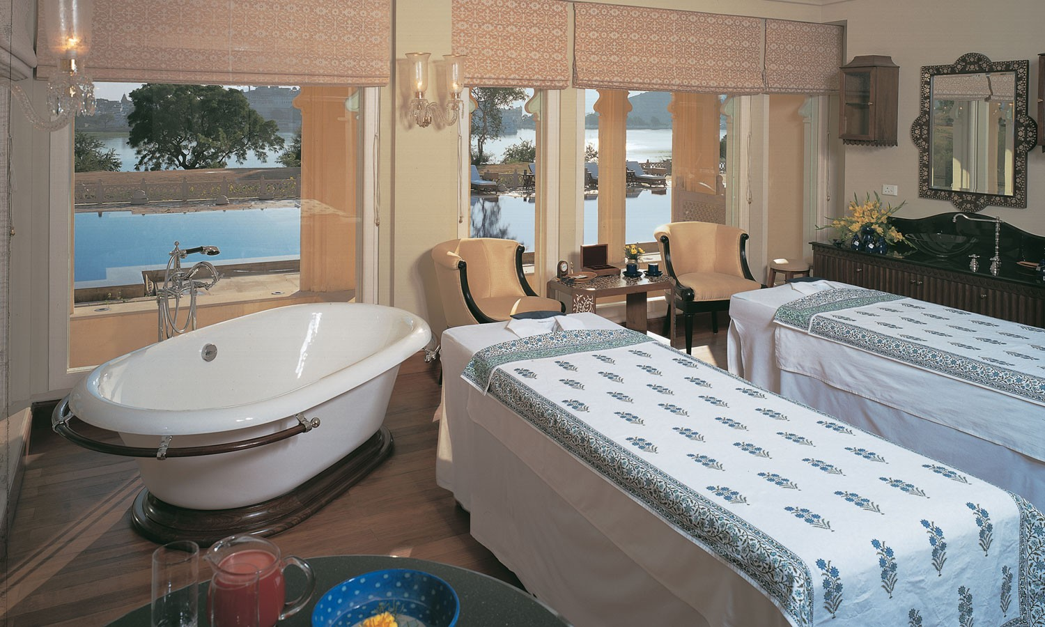 Suite Spa, The Oberoi Udaivilas, Udaipur