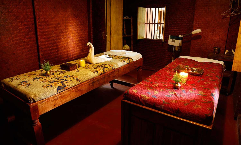 Spa Room Thekkady wild Corridore