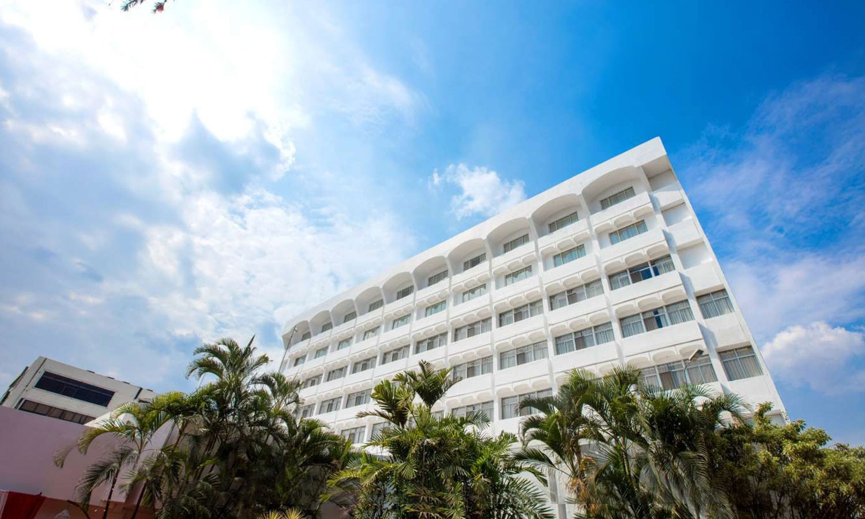 Facade, Hotel Regaalis Mysore