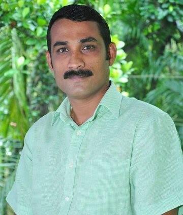 Shine Dharmajan