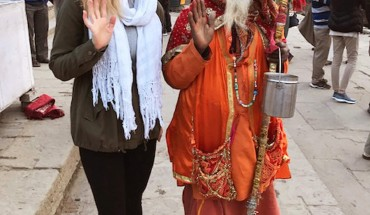 WOMEN'S WELLNESS JOURNEY- Spiritual India with Lori Faren